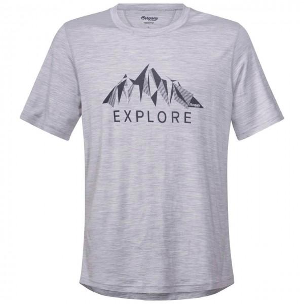 Bergans Explore Wool T-Shirt