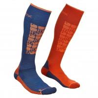 Ortovox Merino Socken Tour Compression