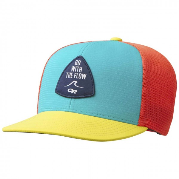 OR Performance Trucker Retro - Go with the Flow