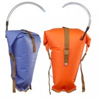 Watershed Stowfloat Salmon  - Blue, 24 L