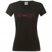 Bergans Exit Wool Lady T-Shirt