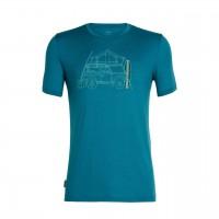 Icebreaker Surfspot Camper T-Shirt