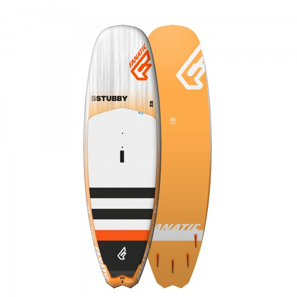 "Fanatic Stubby LTD 8'2"""