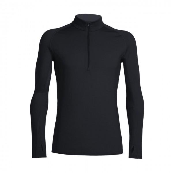 Icebreaker Zone Langarm Shirt mit Zip