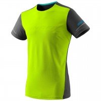 Dynafit Alpine T-Shirt  - Fluo Yellow, M