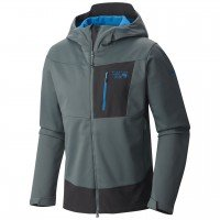 Mountain Hardwear Dragon Hooded Softshell
