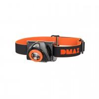 LED Lenser SEO5 DMAX Buddy Edition - Grey/Orange