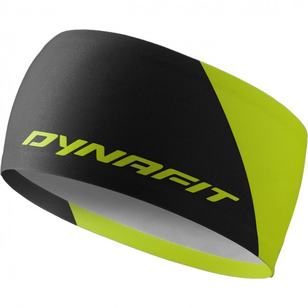 Dynafit Stirnband Performance Dry 2 - Flou Yellow