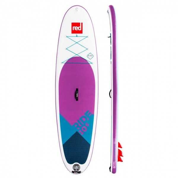 Red Paddle SUP Ride SE