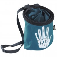 Edelrid Chalk Bag Rocket Twist - petrol