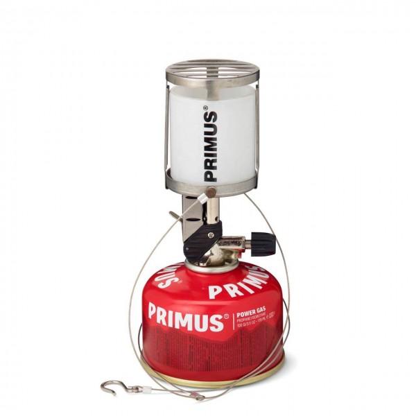 Primus Mircon Glas Gaslampe
