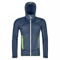 Ortovox Merinofleece Hoody  - Night Blue, M