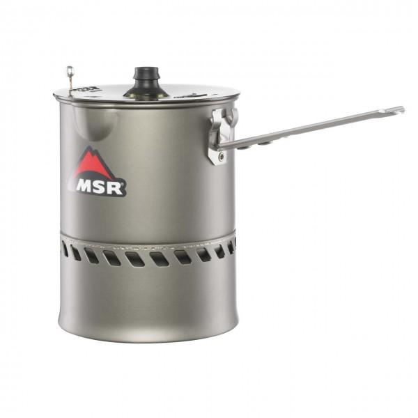 MSR Reactor Topf