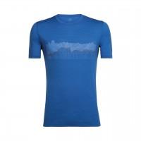 Icebreaker Tech Lite T-Shirt Haute Route