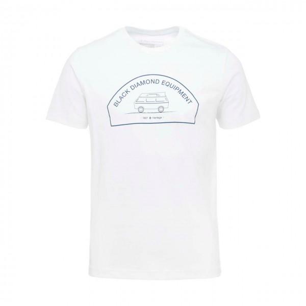 Black Diamond T-Shirt Rock Van