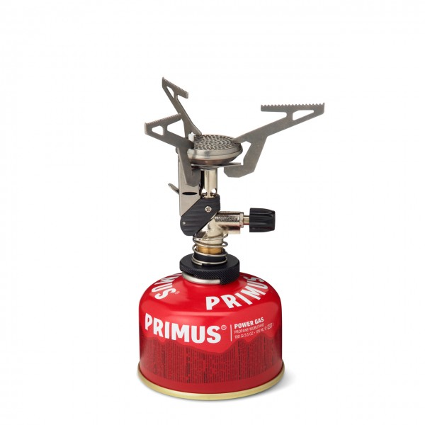 Primus Express Duo mit Piezo Zünder