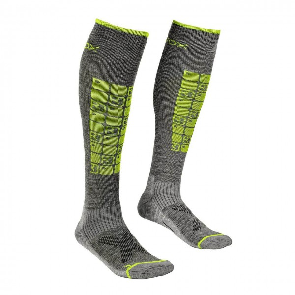 Ortovox Ski Compression Merinosocken