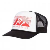 BD Flat Bill Trucker Hat