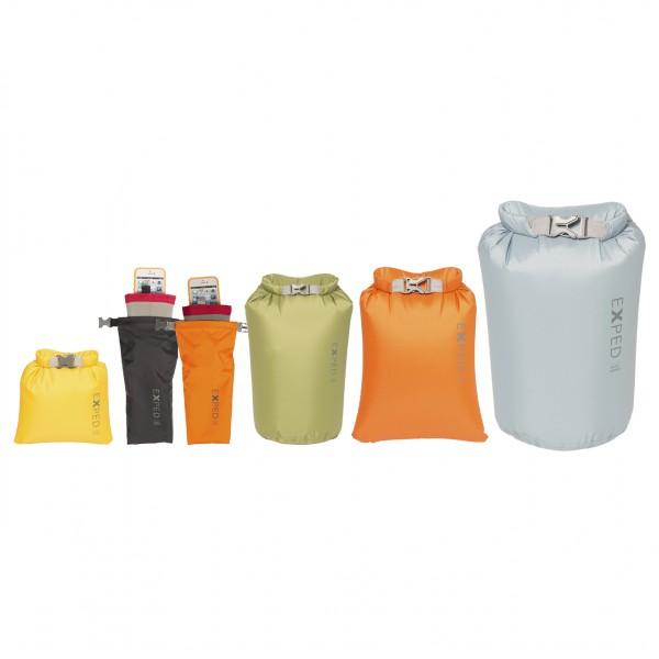 Exped Crush DryBag gepolsterter Packsack