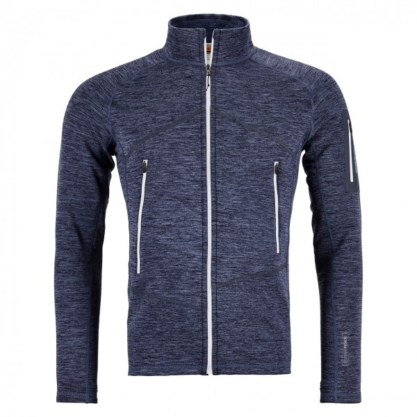 Ortovox Merino Fleece Light Melange Jacket