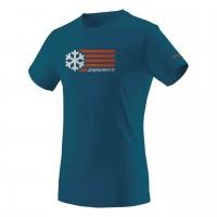 Dynafit T-Shirt Flag