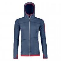 Ortovox Merino Fleece Light Hoody Damen