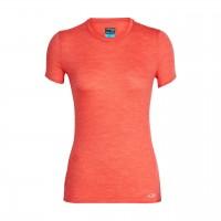Icebreaker Amplify Damen Sport T-Shirt