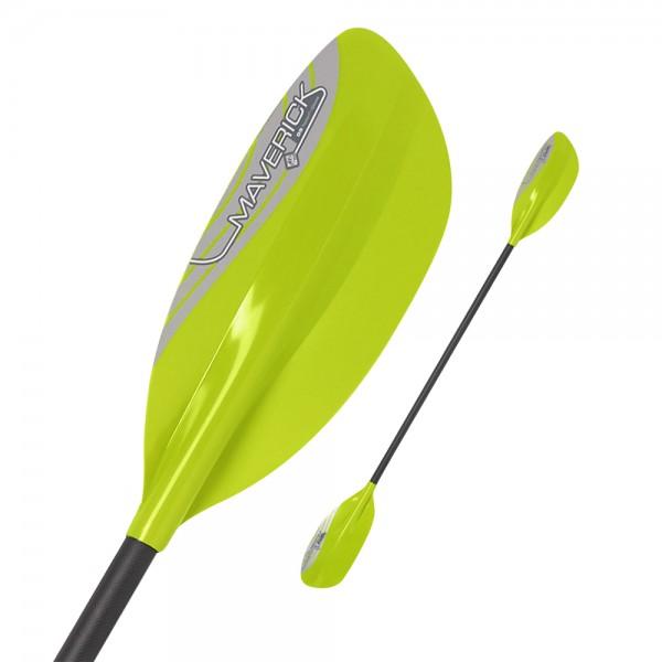 Palm Maverick G5 Kajakpaddel - Lime, 197