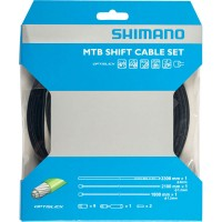 Shimano Schaltzug-Set MTB / Road Optislick