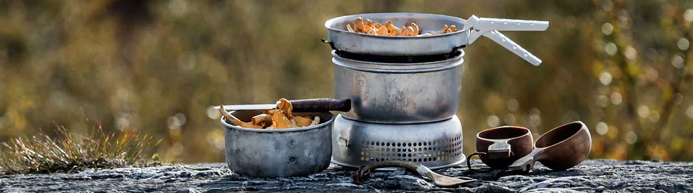 Trangia Outdoor Kocher Komplett System