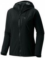 Mountain Hardwear Stretch Ozonic Jacke  Damen - Black, XS