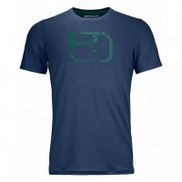 Ortovox 185 Merino Logo T-Shirt