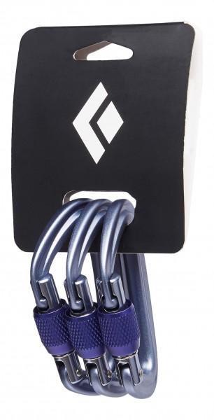 Black Diamond Liteforge Screwgate 3er Pack