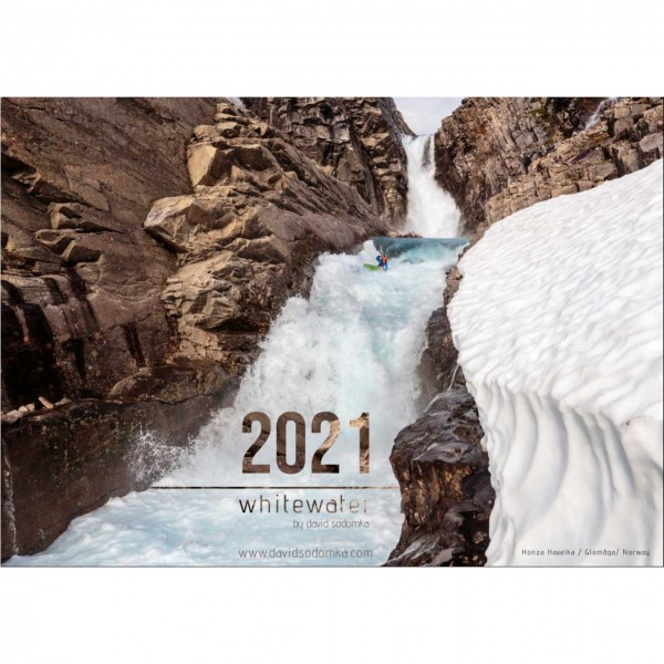 Whitewater Calender