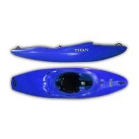 Titan Kayaks Exile - Testboot
