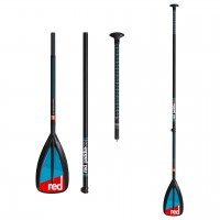 Red Paddle Glass-Nylon Vario 3pc LeverLock
