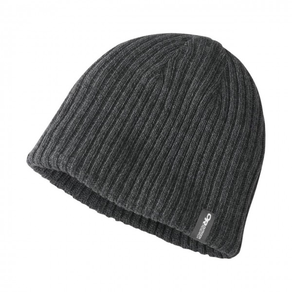 OR Camber Beanie - pewter/charcoal, Onesize