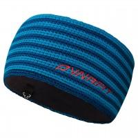 Dynafit Stirnband Hand Knit - Blau