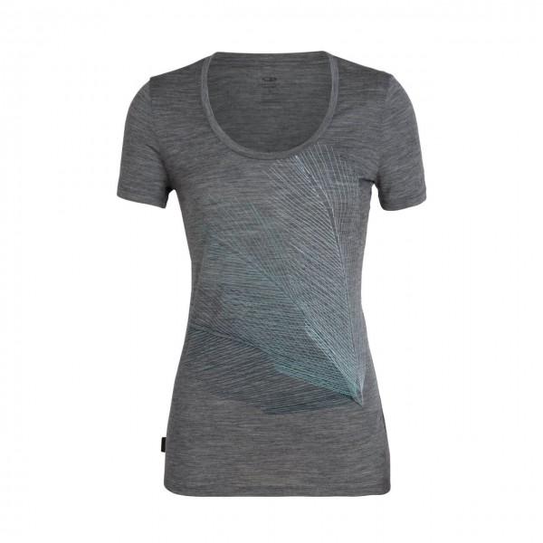Icebreaker Tech Lite Damen T-Shirt Plume