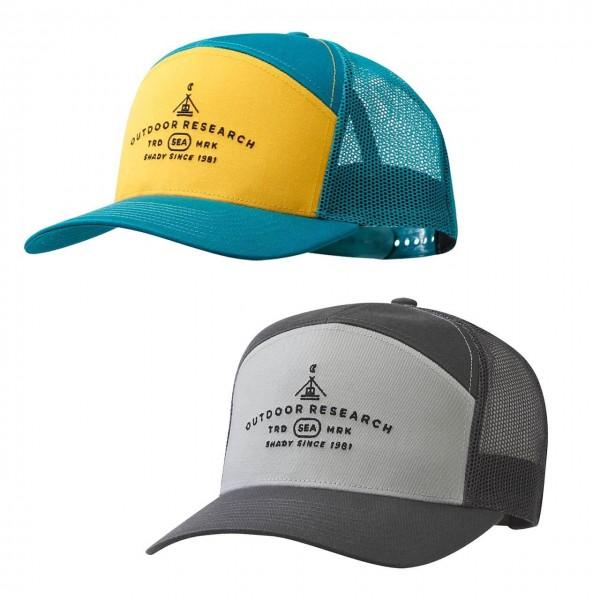 OR Shady 7 Panel Trucker Hat