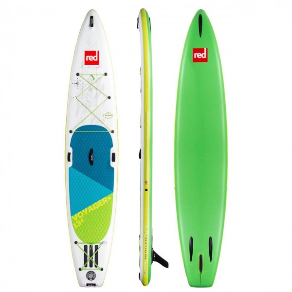 Red Paddle Voyager+ 13'2