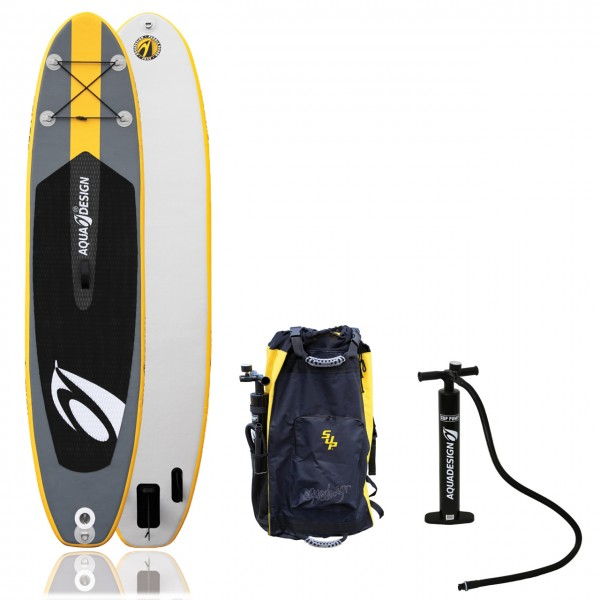 AquaDesign SUP Board Rolling 330