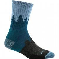 Darn Tough Socken Treeline Micro