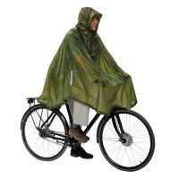 Exped Daypack & Bike Poncho UL - green