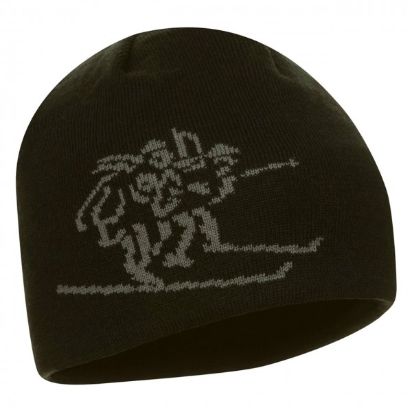 Bergans Birkebeiner Hat - Black / Grey, Onesize