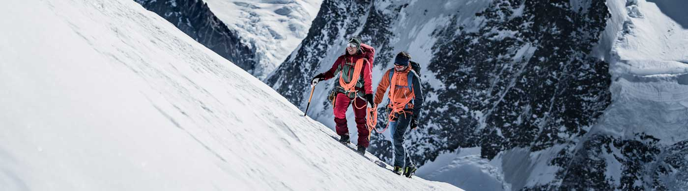 Ausrüstung für dein Bergsportabenteuer